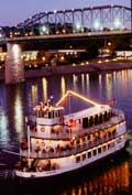 photo of riverboat